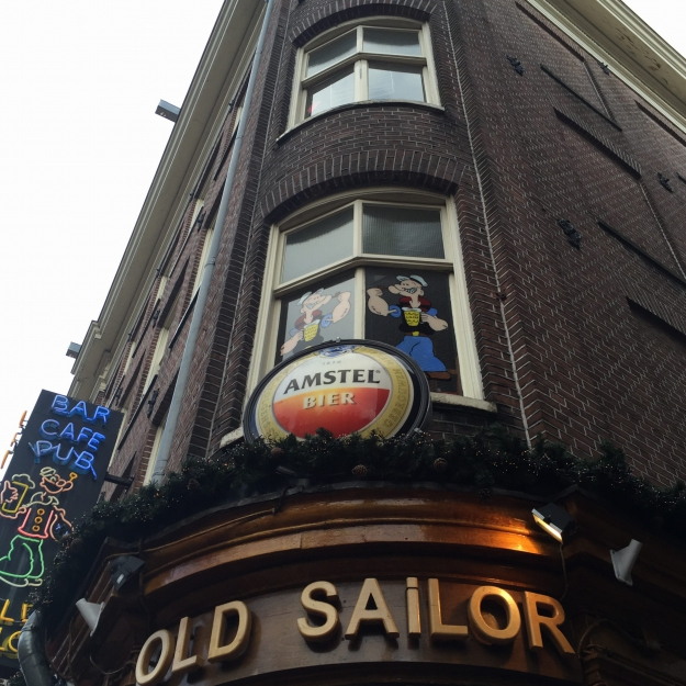 Old Sailor – Amsterdam